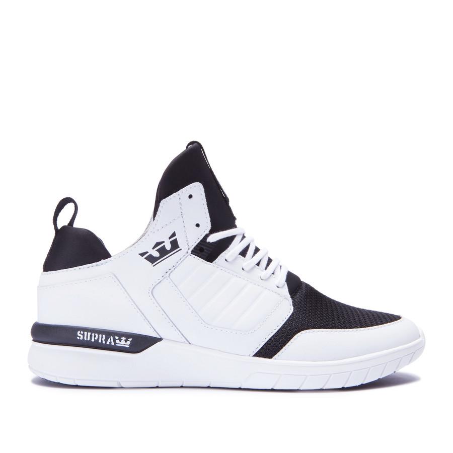 画像1: SUPRA FOOTWEAR : METHOD : WHITE - WHITE