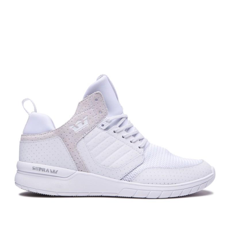 画像1: SUPRA FOOTWEAR : METHOD : WHITE WHITE