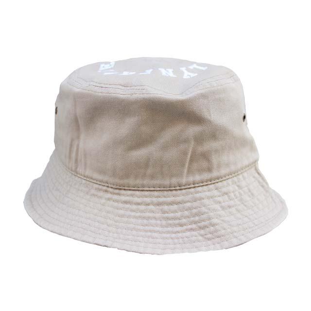 画像1: BROOKLYN PROJECTS : BP BUCKET HAT 01 : DK KHAKI