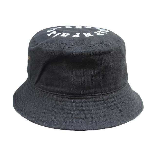 画像1: BROOKLYN PROJECTS : BP BUCKET HAT 01 : BLACK