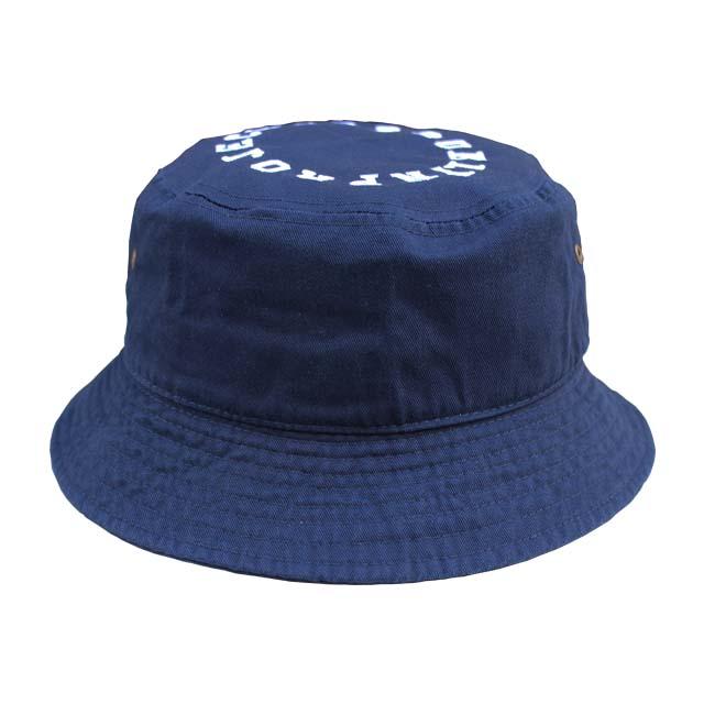 画像1: BROOKLYN PROJECTS : BP BUCKET HAT 01 : NAVY