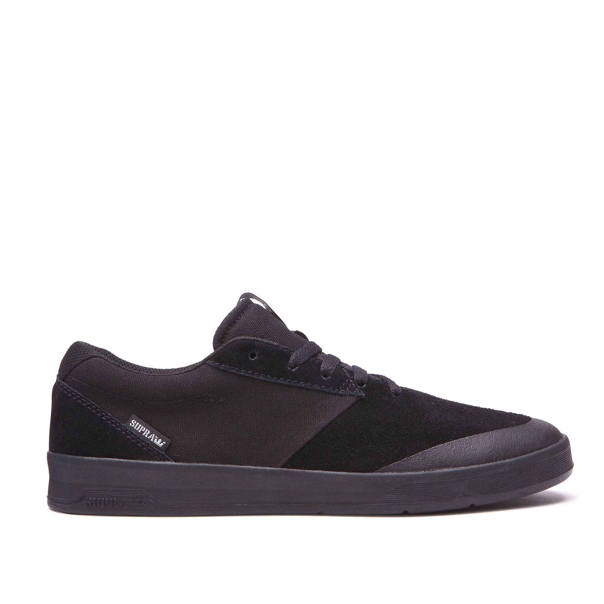 画像1: SUPRA FOOTWEAR : SHIFTER : BLACK-BLACK