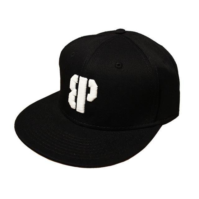 画像1: BROOKLYN PROJECTS : BP LOGO SNAPBACK CAP : BLACK / RED / ROYAL / NAVY
