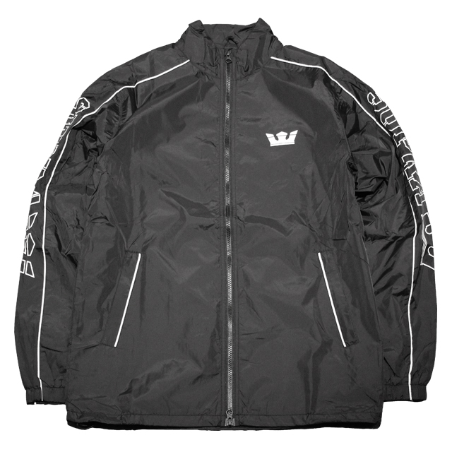 画像1: SUPRA APPAREL : WIRED JACKET : BLACK