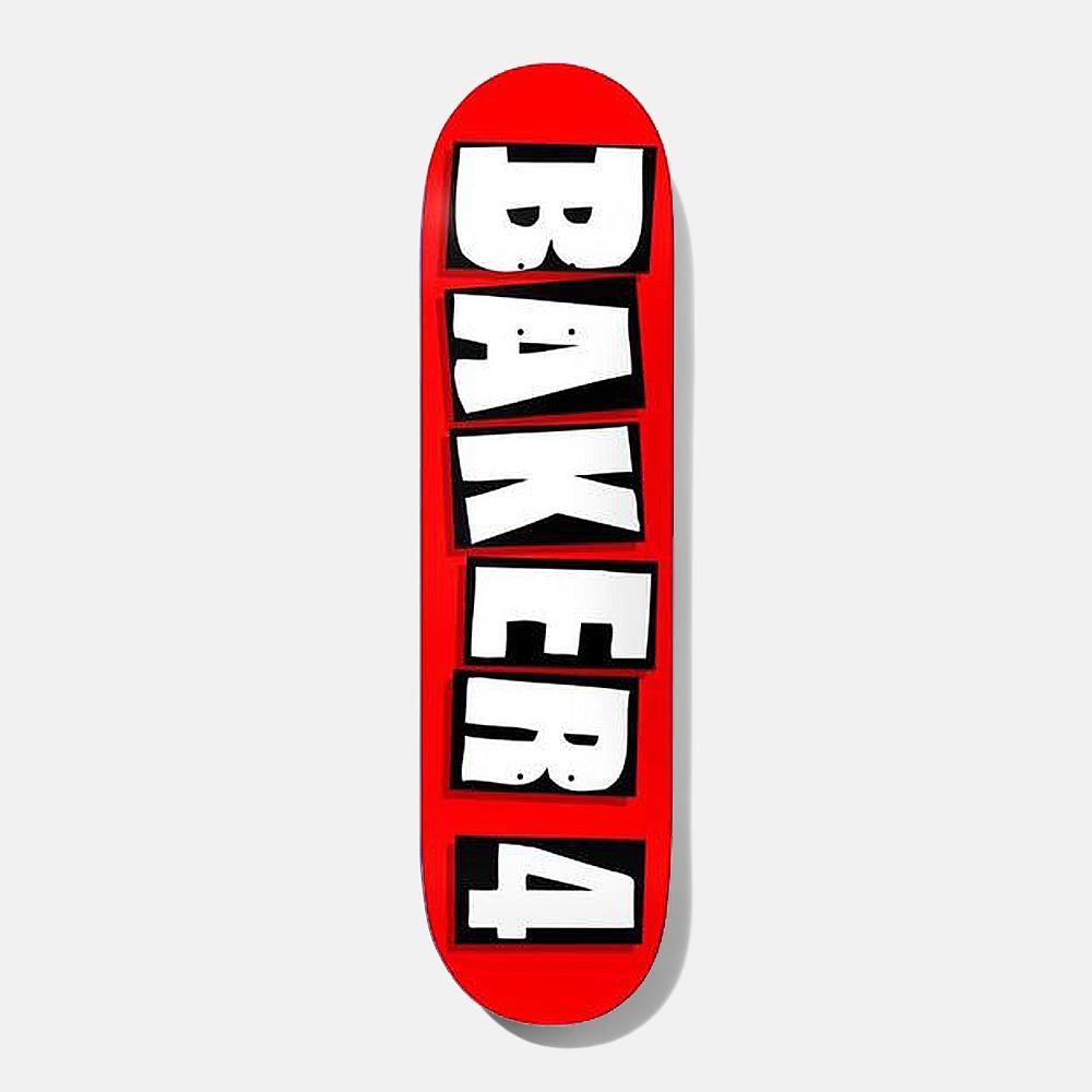 画像1: BAKER : BAKER 4 OG RED 8.0