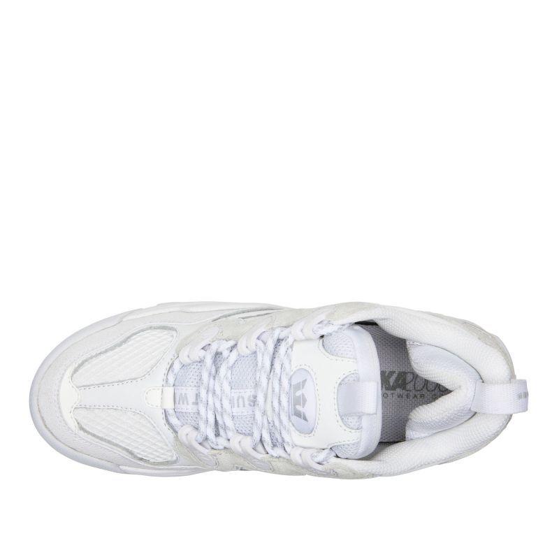 画像3: SUPRA FOOTWEAR : MUSKA 2000 : WHITE