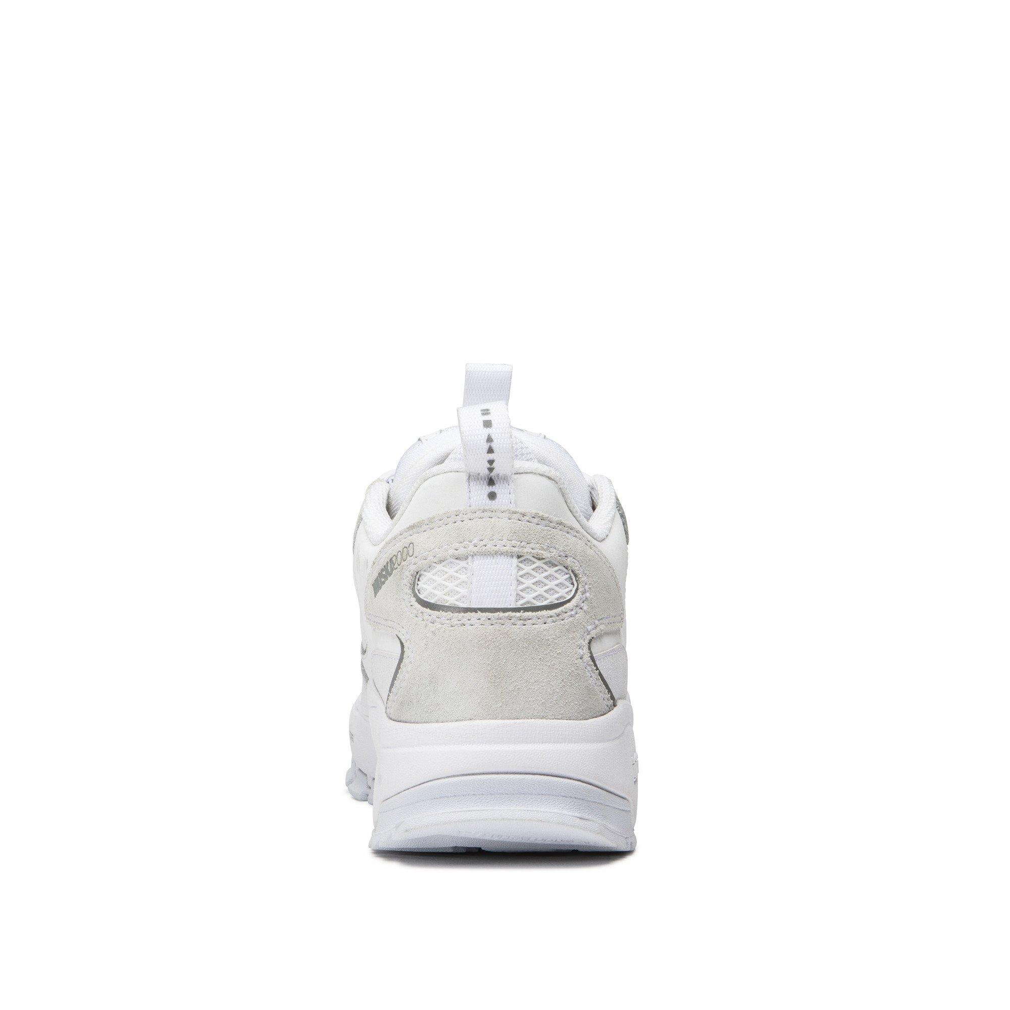 画像2: SUPRA FOOTWEAR : MUSKA 2000 : WHITE