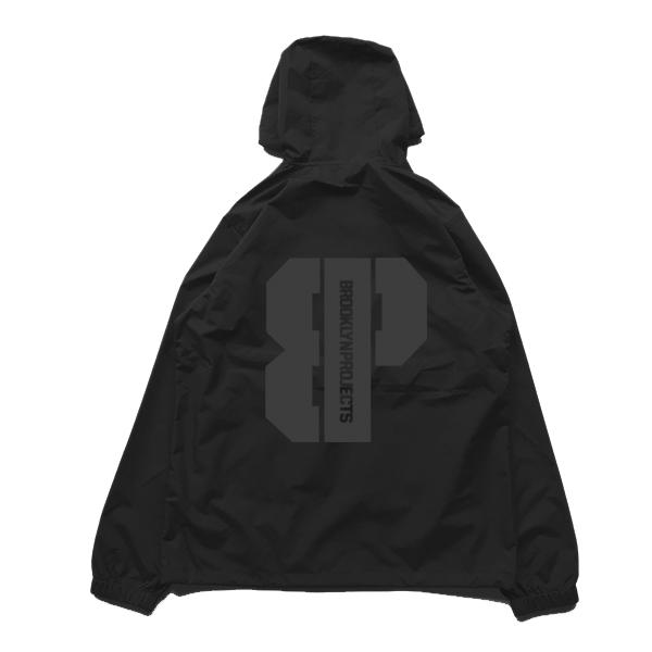 画像2: BROOKLYN PROJECTS : 3rd Anorak Jacket : Black