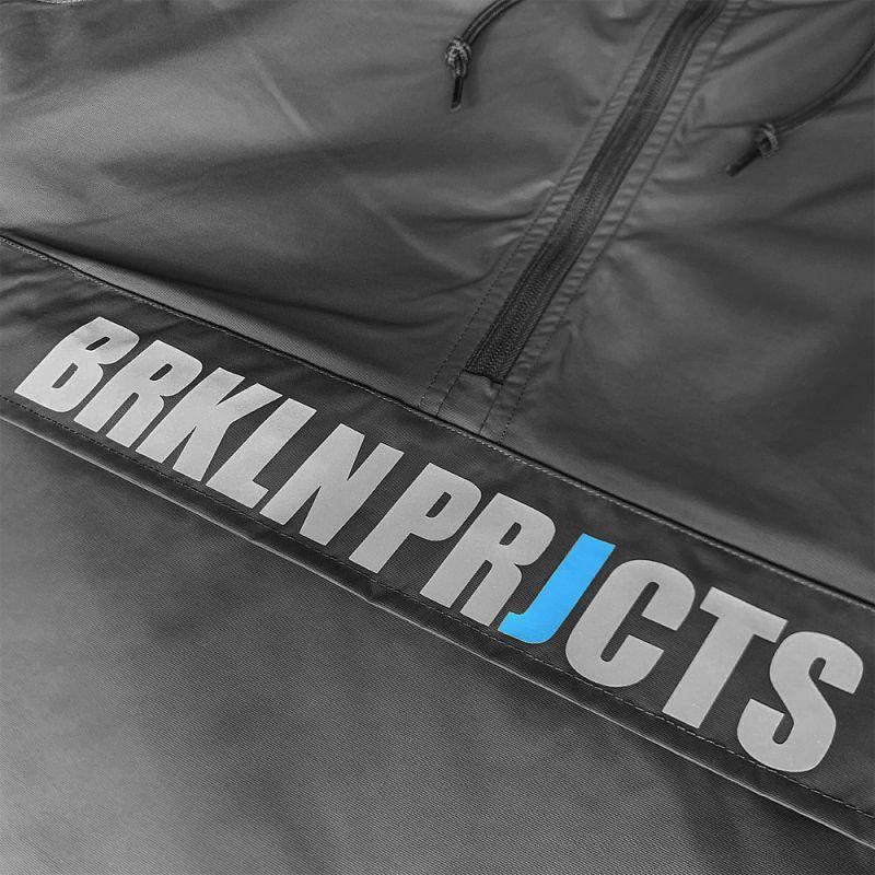 画像3: BROOKLYN PROJECTS : 3rd Anorak Jacket : Graphite