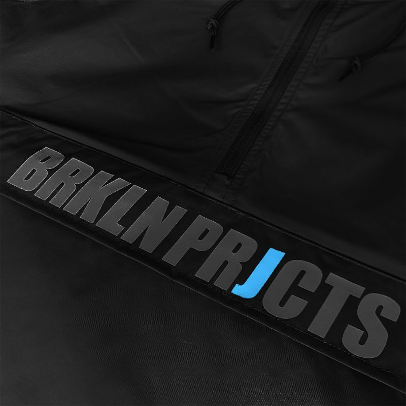 画像3: BROOKLYN PROJECTS : 3rd Anorak Jacket : Black