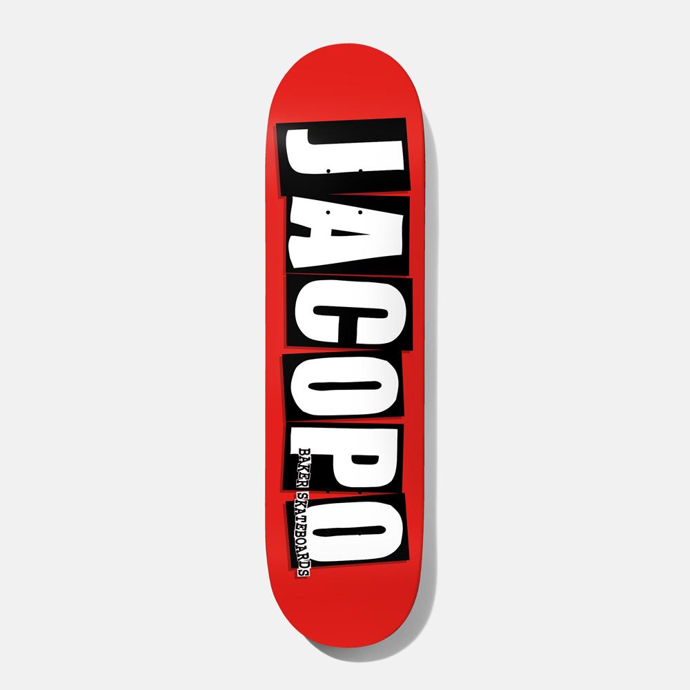 画像1: BAKER : Jacopo Brand Logo 8.25
