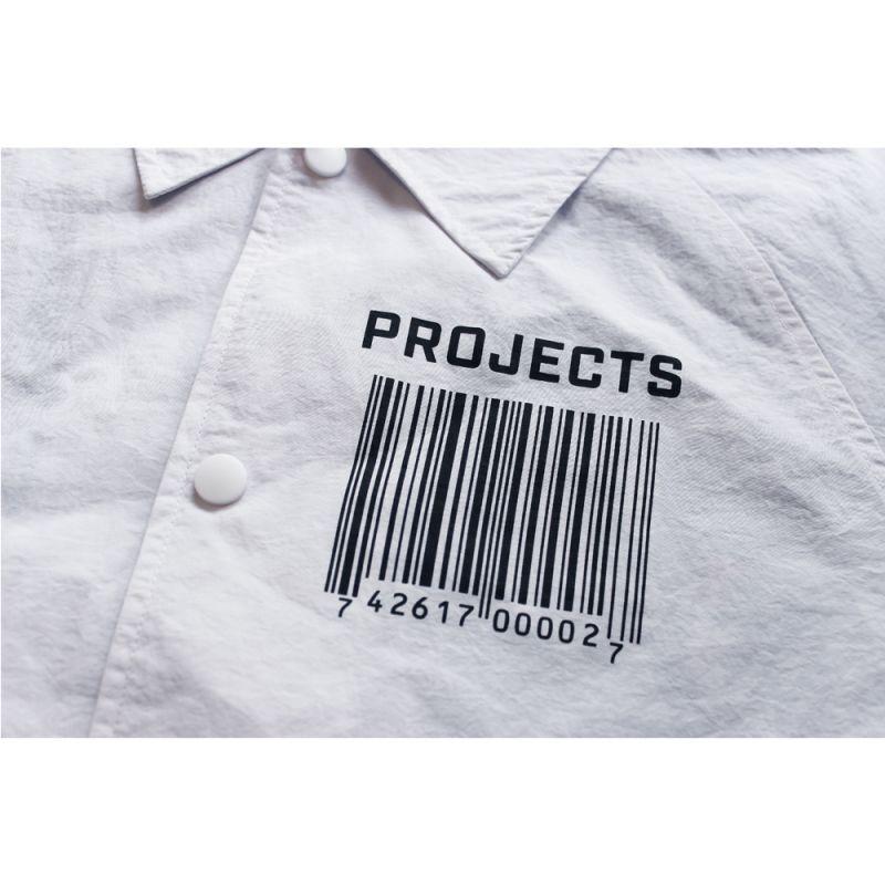 画像3: BROOKLYN PROJECTS : Brooklyn Projects x Slipknot Barcode Jacket
