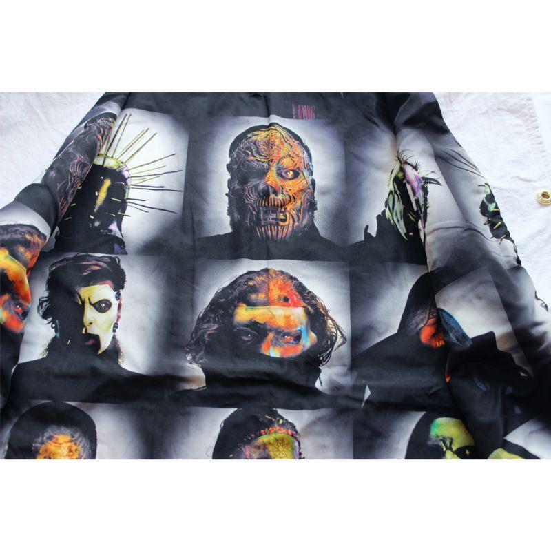画像4: BROOKLYN PROJECTS : Brooklyn Projects x Slipknot Barcode Jacket