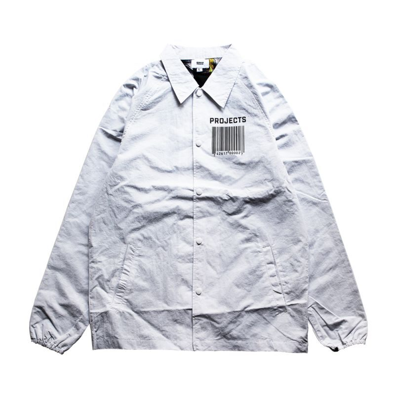 画像1: BROOKLYN PROJECTS : Brooklyn Projects x Slipknot Barcode Jacket