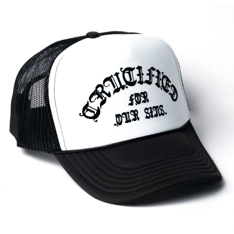 画像3: BROOKLYN PROJECTS : CRUCIFIED MESH CAP